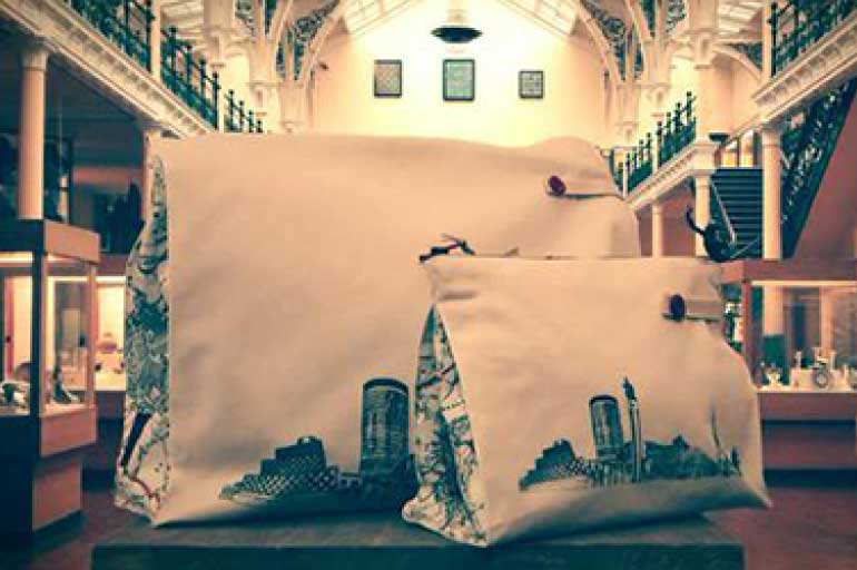 A new contemporary souvenir range for Birmingham