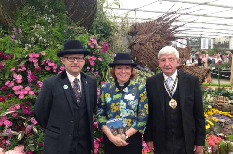 Gold at RHS Chelsea Flower Show!