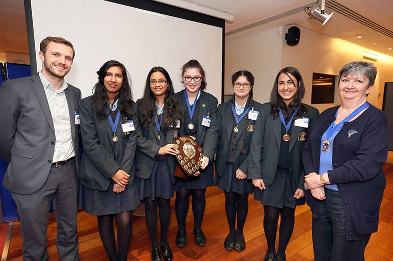 Our 2015 Next Generation Award Winners