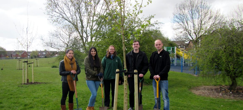 Final event of the BTfL tree planting season