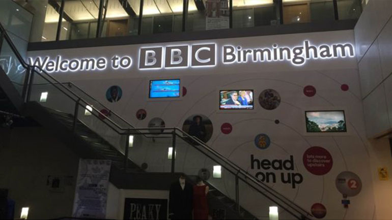 Visit the BBC Studios