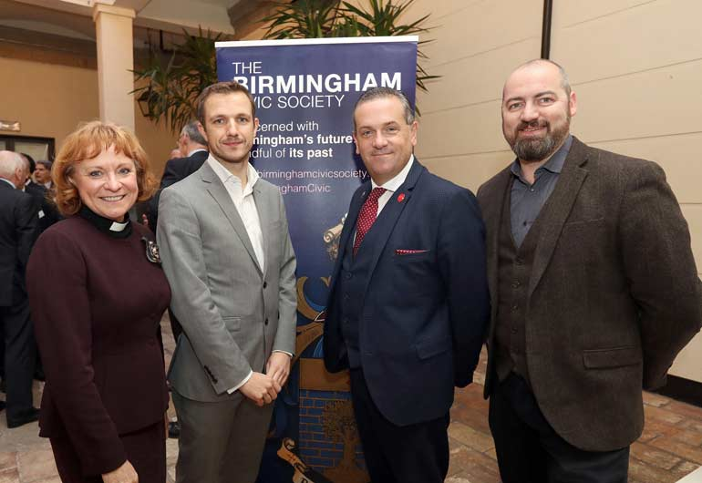 Birmingham Civic Society Leader's Breakfast