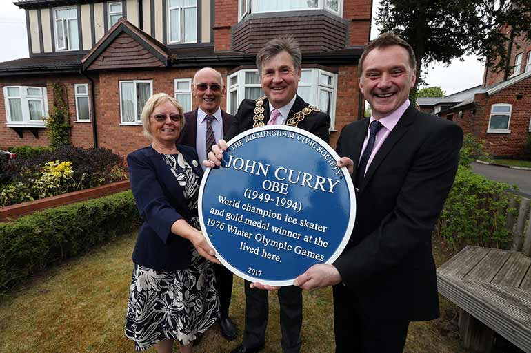 Could you be our new Blue Plaques' Co-ordinator?