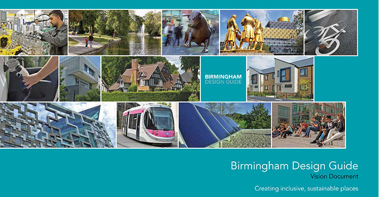 We comment on the Birmingham Design Guide