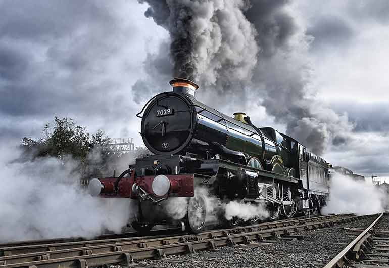New British express steam train operating company could be owned by you!