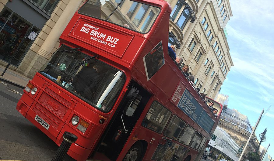 The Big Brum Buz has taken its last tour
