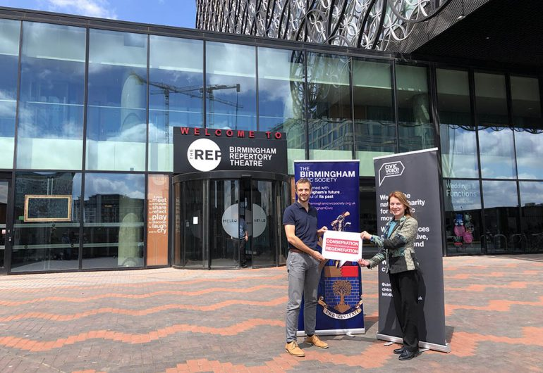 Civic Voice Annual Conference is coming to Birmingham!