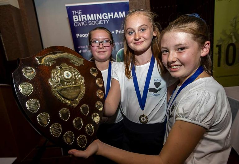Turves Green Girls' School are our 2018 Next Generation Award winners