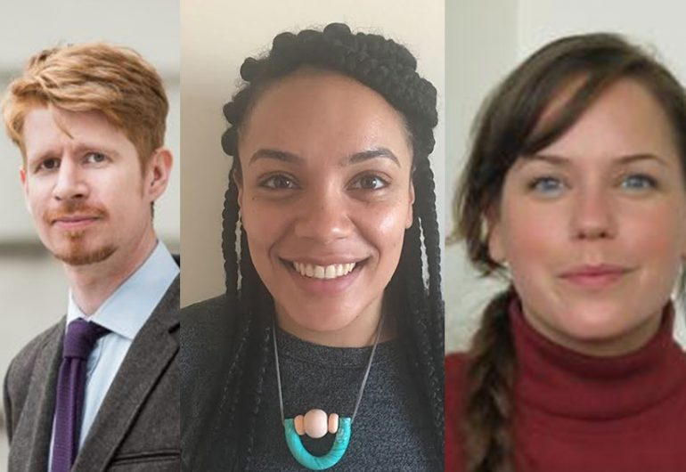 Meet our new trustees