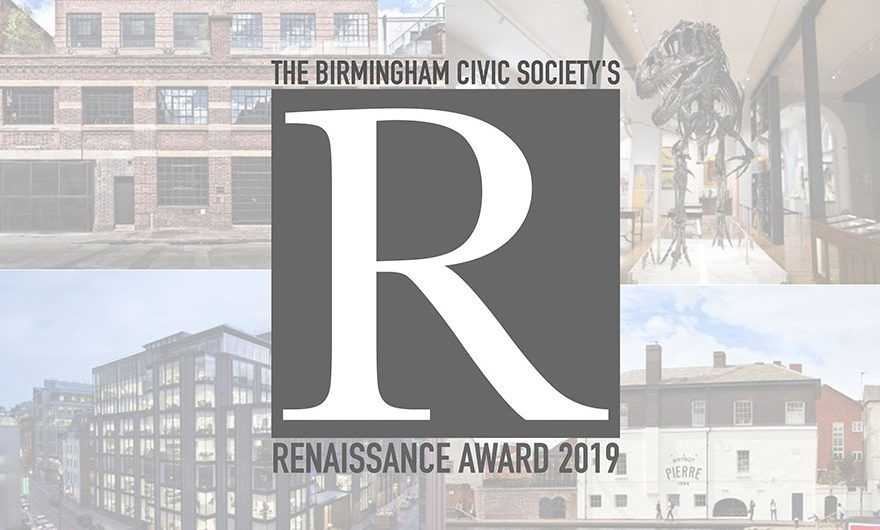 2019 Renaissance Award Shortlist Announced