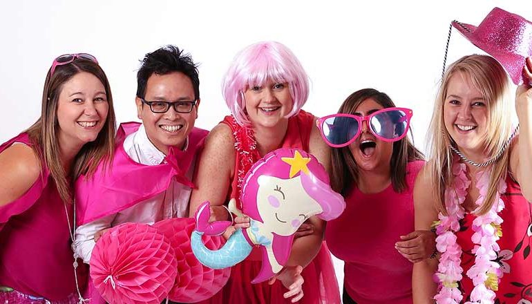 Brummies to Go Pink! For 40 years of vital hospice care