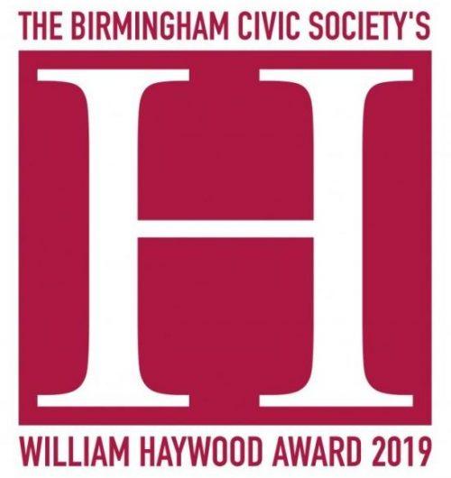 William Haywood Award 2019 – Celebrating innovative regeneration in Birmingham