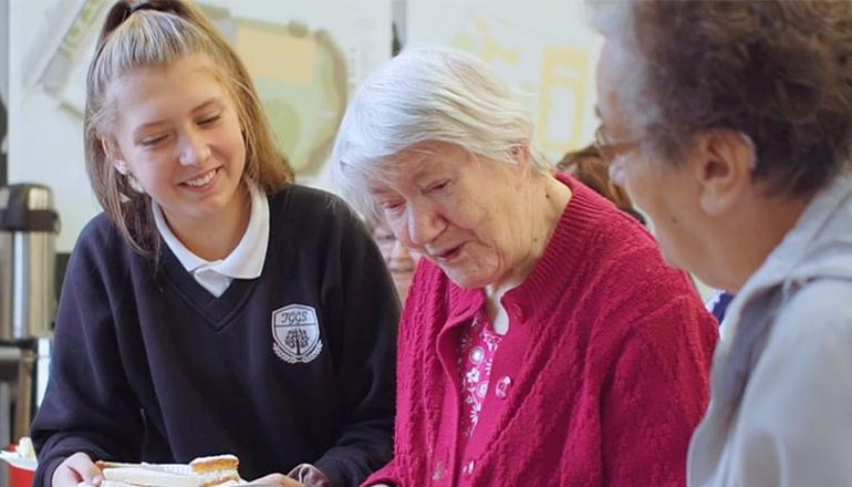 Elderly Explore project in action