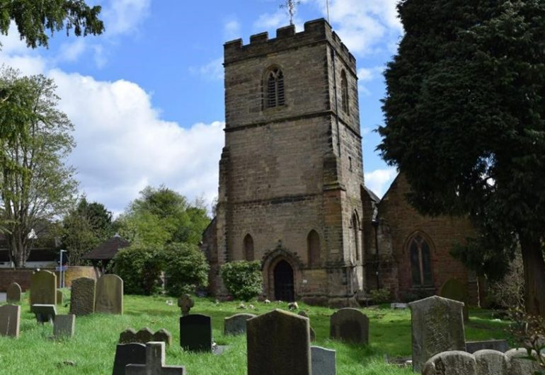 St Laurence Church awarded National Lottery Heritage Fund grant for Northfield Revealed project